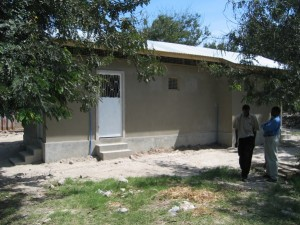 School Sanitation Project at Mapambano School
