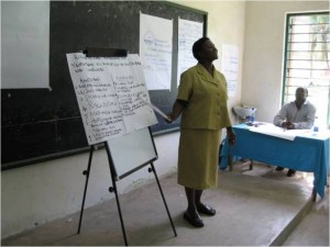 Capacity Building in CWSSP Programs