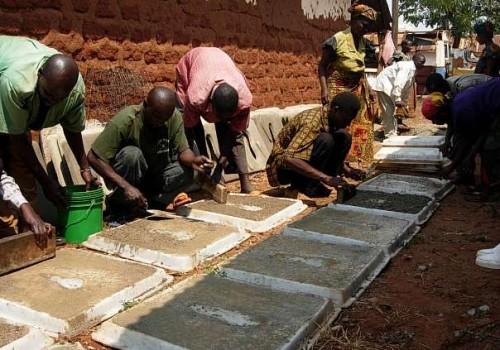 Sanitation Promotion and Training