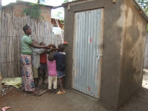 Sanitation Promotion in UNICEF focused districts