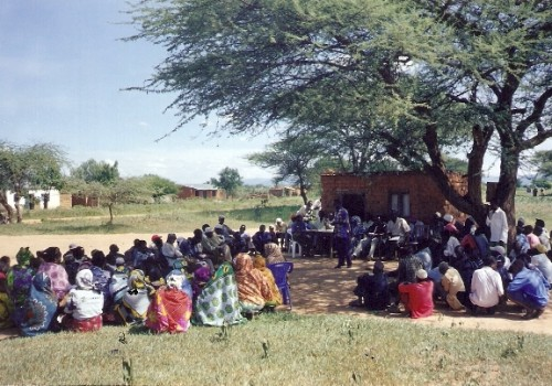 Rural Water Supply and Sanitation Project