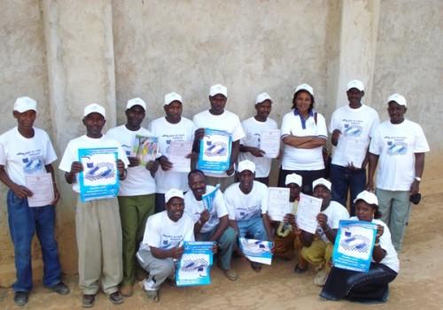 Toilet Day 2007 Commemoration & Artisan Training