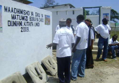 World Toilet Day 2009 Promotion
